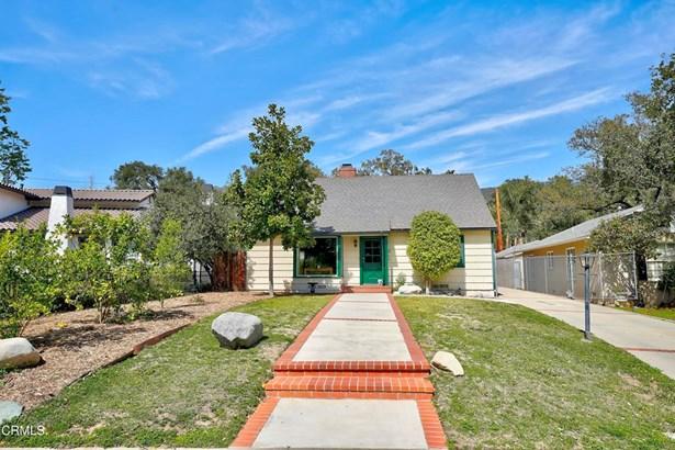 Single Family Residence, Cottage,English - Pasadena, CA