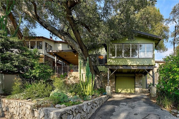 Single Family Residence, Cottage,Craftsman - Sierra Madre, CA