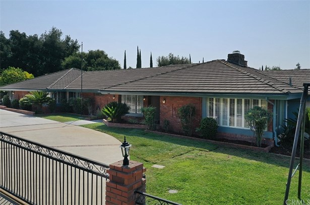 Single Family Residence, Ranch - Bradbury, CA