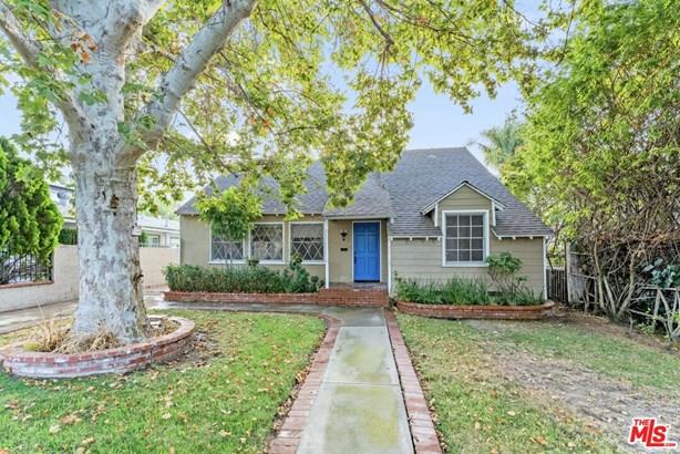 Residential Lease, Traditional - Sherman Oaks, CA