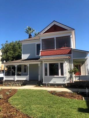 Bungalow,Craftsman,Hacienda,Spanish Colonial,Victorian - Apartment
