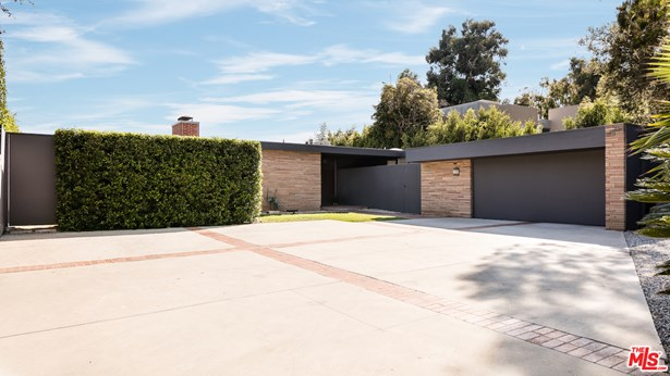 Residential Lease, Architectural - PACIFIC PALISADES, CA