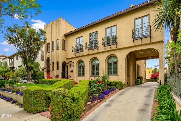 Duplex, Mediterranean,Spanish - Los Angeles, CA