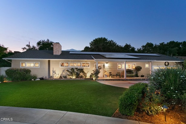 Single Family Residence, Mid Century Modern,Traditional - Sierra Madre, CA