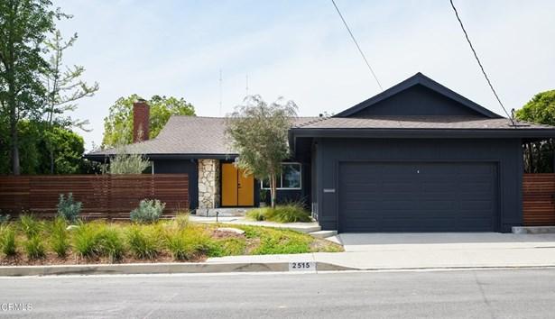 Single Family Residence, Mid Century Modern,Ranch - Los Angeles, CA