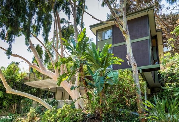 Single Family Residence, Mid Century Modern - Los Angeles, CA