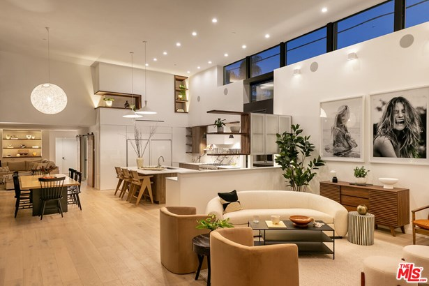 Architectural, Single Family Residence - CULVER CITY, CA