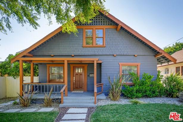 Single Family Residence, Bungalow - Pasadena, CA