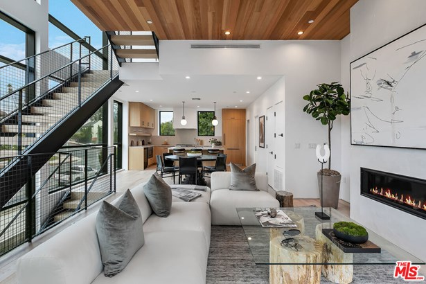 Townhouse, Architectural - LOS ANGELES, CA