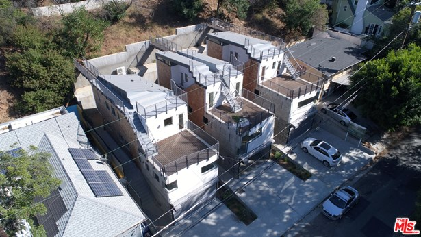 Residential Lease, Architectural - LOS ANGELES, CA