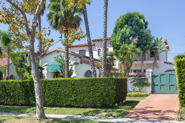 Single Family Residence, Architectural,Spanish Colonial - Los Angeles, CA