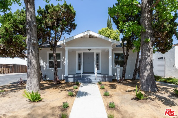 Single Family Residence, Craftsman - LOS ANGELES, CA