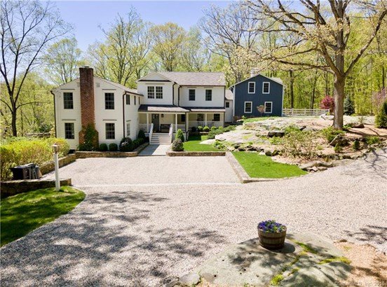 193 Old Huckleberry Road, Wilton, CT - USA (photo 1)