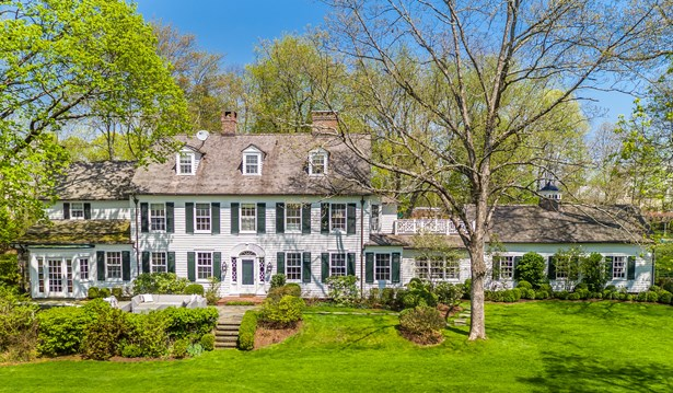 27 Clapboard Ridge Road, Greenwich, CT - USA (photo 1)