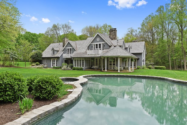141 Lower Shad Road, Pound Ridge, NY - USA (photo 1)