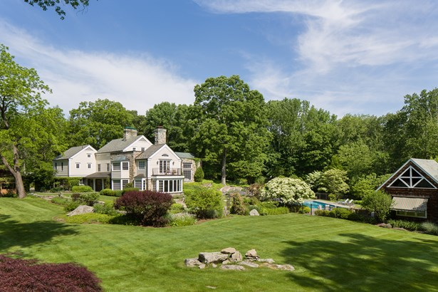 14 Lower Shad Road, Pound Ridge, NY - USA (photo 1)