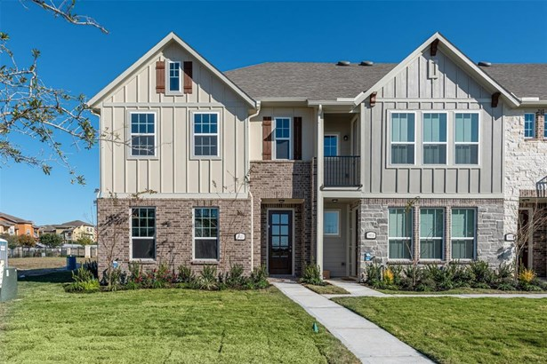 Townhouse, Contemporary/Modern - Cypress, TX