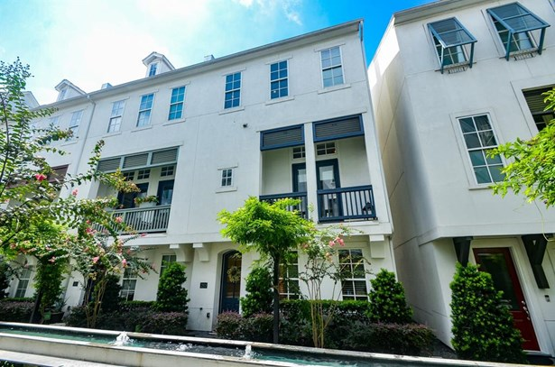 Contemporary/Modern,Traditional, Townhouse - Houston, TX