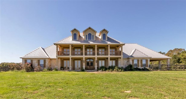 Country Homes/Acreage, Ranch - Caldwell, TX