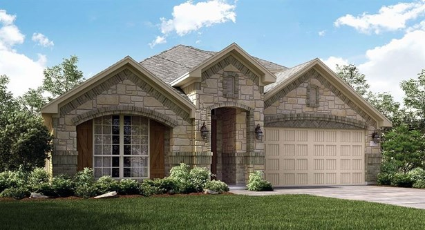 Traditional, Single-Family - Cypress, TX