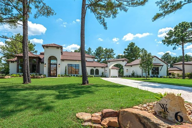 Single-Family, Contemporary/Modern,Spanish - Tomball, TX