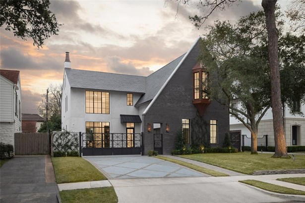 Contemporary/Modern,English,Traditional, Single-Family - Houston, TX