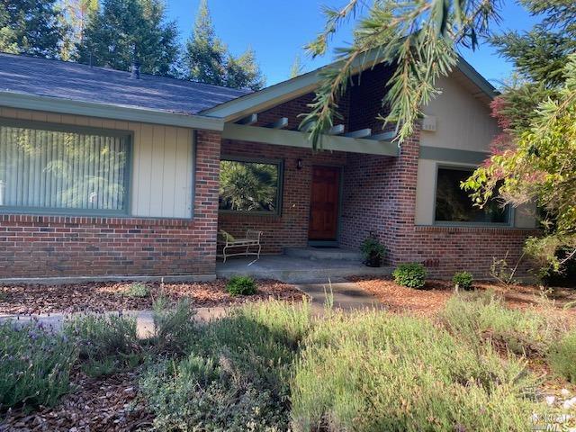 Single Family Residence, Ranch - Sebastopol, CA