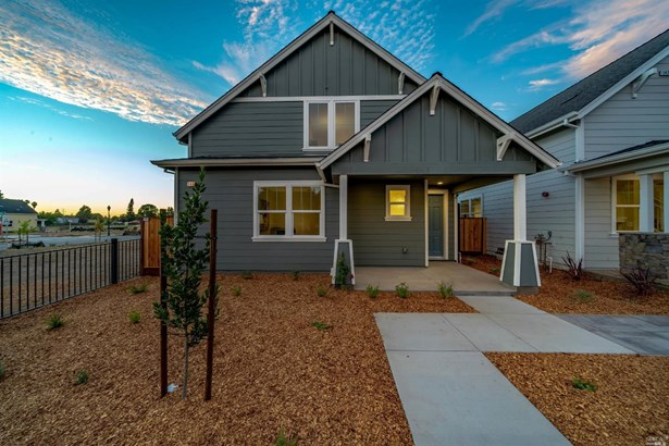 Single Family Residence, Craftsman - Santa Rosa, CA