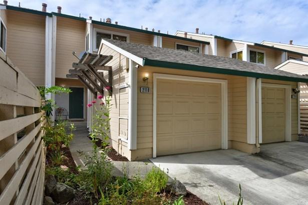 Townhouse, Contemporary - Santa Rosa, CA