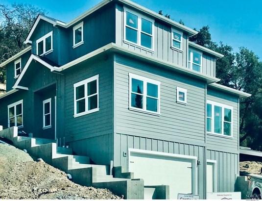 Single Family Residence, Custom - Santa Rosa, CA