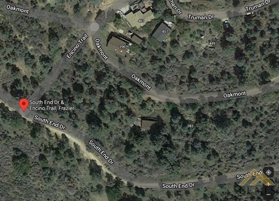 Lot - Frazier Park, CA