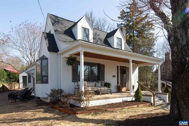 Arts & Crafts,Cottage, Detached - CHARLOTTESVILLE, VA