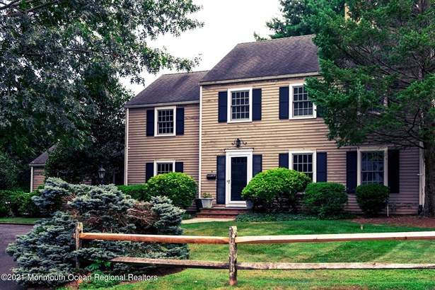 2 Story,Colonial, Single Family,Detached - Rumson, NJ