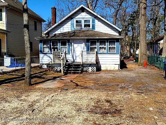 Cape, Single Family,Detached - Toms River, NJ
