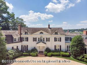 Colonial, Single Family,Detached - Rumson, NJ