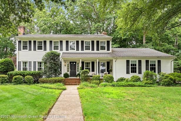 Colonial, Single Family,Detached - West Long Branch, NJ