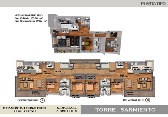 Sarmiento 291 2º B, Mart.-vias/santa Fe - ARG (photo 2)