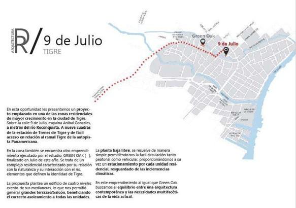 Emprendimiento 9 De Julio, Tigre, Tigre - ARG (photo 2)