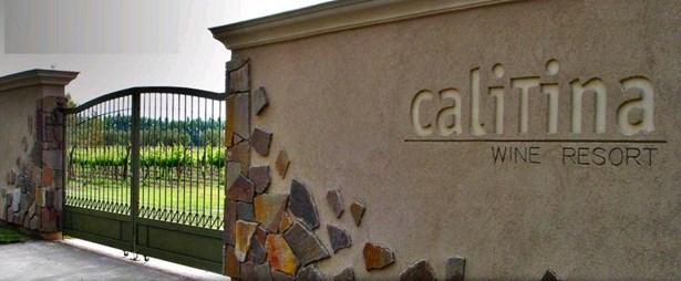 Calitina Wine Resort, Las Paredes - ARG (photo 3)