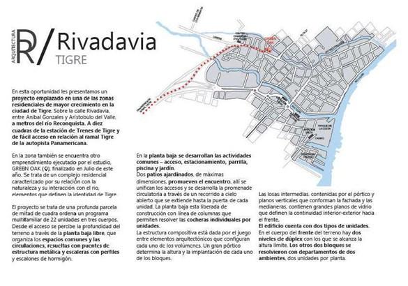 Emprendimiento Rivadavia 856, Tigre, Tigre - ARG (photo 2)