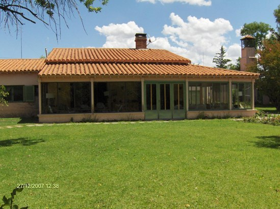 Finca El Refugio, San Rafael - ARG (photo 1)