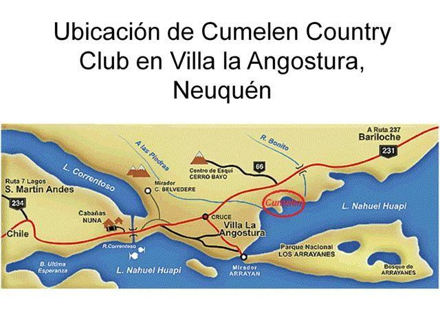 Cumelen Country Club 0, Villa La Angostura - ARG (photo 4)