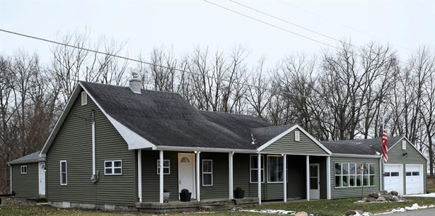 Ranch/1 Sty/Bungalow, Single Family Detach - Shelby, IN