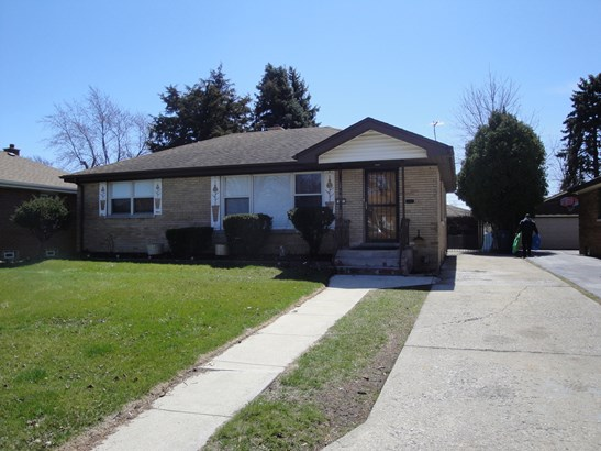 1 Story, Ranch - SOUTH HOLLAND, IL (photo 1)