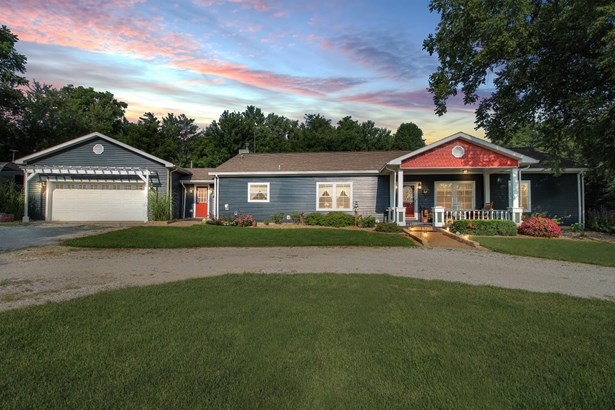 Manufactured,Ranch/1 Sty/Bungalow, Single Family Detach - Lowell, IN