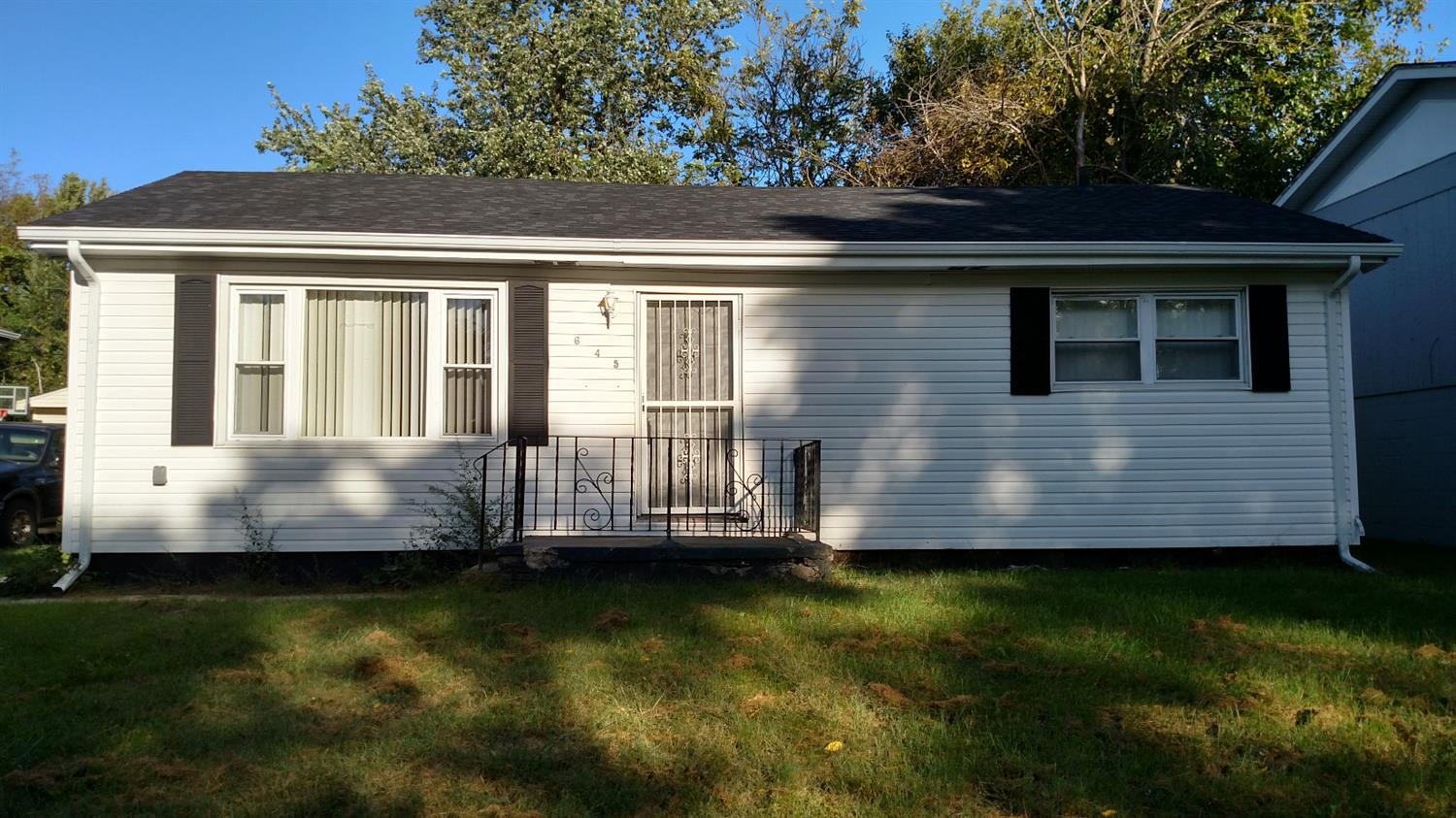 Ranch/1 Sty/Bungalow, Single Family Detach - Gary, IN (photo 1)