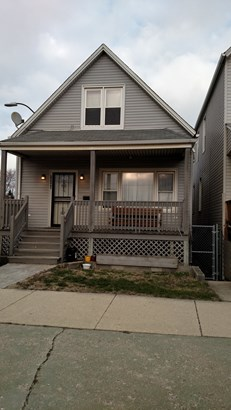 1.5 Story, Bungalow - CHICAGO, IL (photo 1)