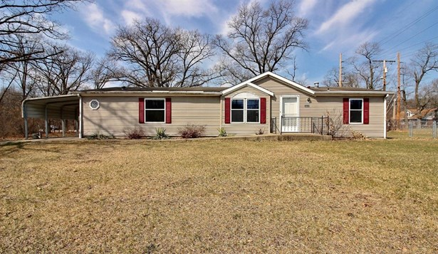 Manufactured,Ranch/1 Sty/Bungalow, Single Family Detach - Gary, IN (photo 1)