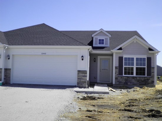Twnhse/Half Duplex, 1/2 Duplex - Cedar Lake, IN (photo 1)