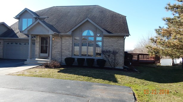 1/2 Duplex,Townhouse-2 Story - BEECHER, IL (photo 2)